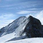 <p>dalla cima del Dome des Neige 4035m</p>